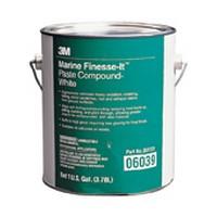 3M 51131060395, Finishing Compounds, Marine Finesse-It