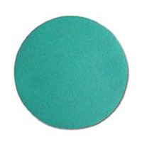 WE Preferred Abrasive Discs, Aluminum Oxide on Film, 11in, No Hole, Hook & Loop, 150 Grit