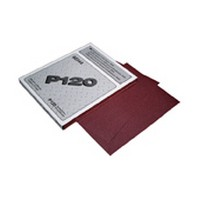 3M 51115197703 Abrasive Sleeve, Aluminum Oxide on J-Weight Cloth, 9 x 11in, 120 Grit