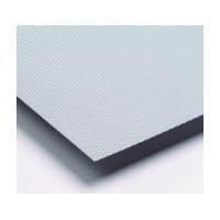 Meier 160-1936-SIL, 19-3/4 Non-Slip Mat, Prisma Series, Silver, Single Sheet Only, 19-3/4 x 36in