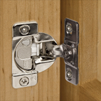 """Grass 02293A-15, 108 Degree TEC 863 Face Frame Hinges, Soft-Close, 1-7/16"""" & greater Overlay, Dowels"""