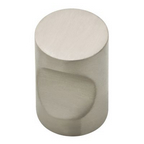 "9/16"" Stainless Knob, Citation, Liberty PN2810-110-C"