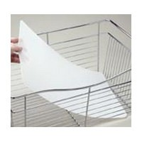 Rev-A-Shelf CBM-241407-P-3, Closet Basket Plastic Liner, 24 W x 14 D x 7 H, Matte