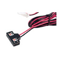 """Tresco 79"""" 12V Starter Cord with Tee Connector, FlexTape, L-LED-TPEPKT-2M-TEE-1"""