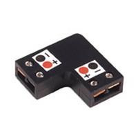 Tresco 90-Degree Link Connector, FlexTape, L-LED-TPELNK-CON90-1