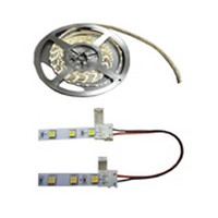Hera End-to-End Connector, TapeVE-LED Series, White, TAPEVE-LED/DC