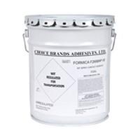 WE PREFERRED F-268BNF-05, 5 Gallon F268NF Bulk Contact Adhesive, Non-flammable Brush Grade, Green Diamond, No VOC, Clear
