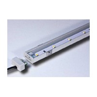 "Tresco 4.5W SimpLED 12"" LED Strip Light, Cool White, L-LED-SMP12-CNI-1"
