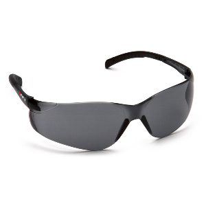 Fission Tinted Lens Scratch-Resistant Safety Glasses, Lightweight
