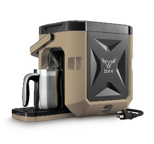 Coffeeboxx Coffee Maker, Desert Tan, OXX CBK250T