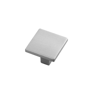 """1-1/4"""" Stainless Steel Knob, Skylight, Hickory Hardware HH075341-SS"""