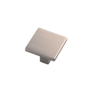 "1-1/4"" Polished Nickel Knob, Skylight, Hickory Hardware HH075341-14"