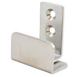 Barn Door C-Guide Hardware, Stainless Steel, WE Preferred 77919 56 112