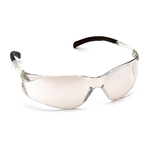 Fission Mirror Lens Lightweight Scratch-Resistant Safety Glasses, Lightweight