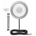 Tresco 2.5W Swing LED Puck Light, Warm White, White, L-HSWNG-WNI-1