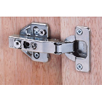 WE Preferred 0683114247961 200, 110 Degree Hinge, Inset Overlay, Soft-Closing, Dowel
