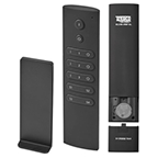 Tresco FreeDim 3-Zone Remote Control Dimmer, Black, L-WLD-3RMT-BL-1
