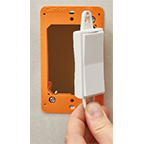 Tresco FreeDim Wireless Wall Dimmer Switch, Light Almond,L-WLD-1WAL-LA-1