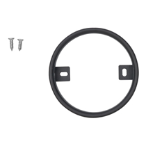 WE Preferred Surface Mount Ring for WE Preferred LED Puck Lights, Black, L-PKSMR-BL-1
