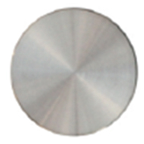 Barn Door End Cap for Stainless Steel Round Rail, KV CO SS-ECP