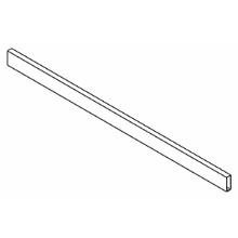 Grass F136107416507, Vionaro Cross Divider (Cut-to-length), Graphite