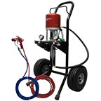 CA Tech H2O OC14-C5-12-409F, AAA Cougar Setup, Water Based, Cart Style