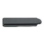 Grass 514.000.22.9662 Plastic Cover Cap for Half Overlay Hinge, Black