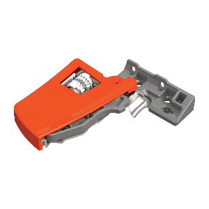 Blum T517601R Right Hand MOVENTO Standard Locking Device, Side-to-Side Adjustment
