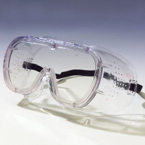 Clear Lens Anti-Fog Over the Glasses Safety Goggles, Direct Vent,  Northern Safety 21542