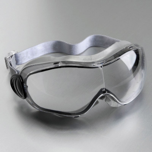 Clear Lens Anti-Fog Safety Goggles, Direct Vent, Low Profile, Northern Safety 26781