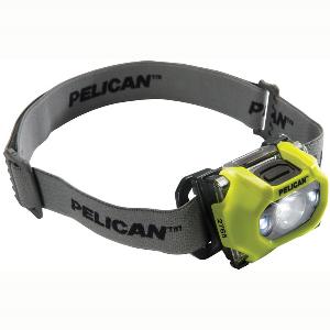 Northern Safety 156480 Headlamp, 105 Lumen, 4 Light Mode