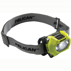 Northern Safety 156479 Headlamp, 33 Lumen, 3 Light Mode