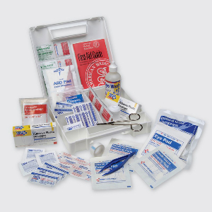 Northern Safety 23330 25 Person First Aid Kit, Compact, Good for Vehicles
