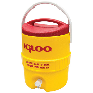 Northern Safety 7631 Igloo Cooler, 2 Gallon