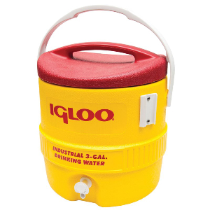Northern Safety 7632 Igloo Cooler, 3 Gallon