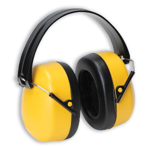 Northern Safety 27334 Ear Muffs, NRR 26dB, Foldable for Storage