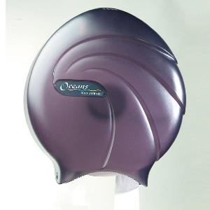 Northern Safety 17356 Toilet Paper Dispenser, Single Roll, Slim Design