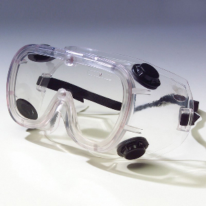 Clear Lens Anti-Fog Over the Glasses Safety Goggles, Northern Safety 21543