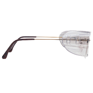 Side Shields for Safety Glasses, Slide-On,  Northern Safety PVC