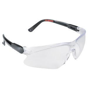 494f9f3d97db Northern Safety 23854 Safety Glasses, Anti-Fog, Clear, Wraparound