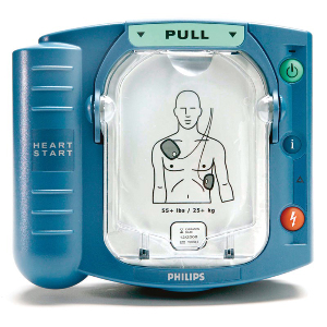 Northern Safety 4541 Philips HeartStart Onsite Emergency First Aid AED - Automated External Defibrillator