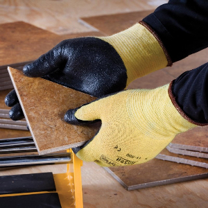 Northern Safety 28868 Gloves, Nitrile Coated, Cut Resistant Level 2, X-Large
