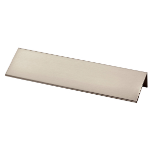 "5-13/16"" Satin Nickel Pull, Modern Edge, Liberty P31674-SN-C"