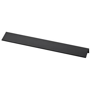 "12-1/8"" Flat Black Pull, Modern Edge, Liberty P31679-FB-C"