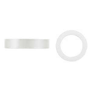 Tresco Trim Kit for Pockit Adapt LED Pucks, White, L-ADJTKIT-WH-1