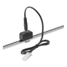 """Tresco iMAGine SimpLED Magnet Adaptor with 6"""" Cord, L-MAG-ASMP6-WH-1"""