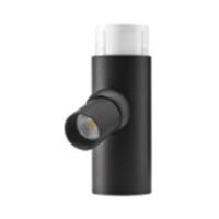 Tresco 1.5W Stax Light Module, 5000K, Cool White, Black, L-STX-LITE-CBL-1