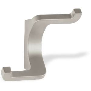 """- nickle plated steel Screw hook 1,5//8/"""" pack of 15 41 mm"""