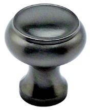 """Forte Knob 1-1/4"""" Dia Brushed Nickel Berenson 8285-1BPN-P"""