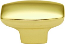 Hickory Hardware P208-UB T-Knob, Length 1-1/2, Ultra Brass, Eclipse